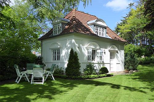 Das Ferienhaus in Eckernförde